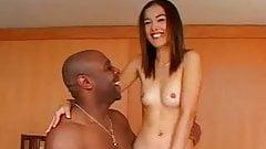 Korean girl in anal fuck