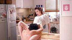 Korean Celebrity Ha Joo-Hee Sex Scenes – Love Clinic (2015)